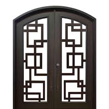 main door flower designs iron doors front doors the home depot