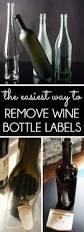 halloween wine labels five minute friday the easiest way to remove wine bottle labels