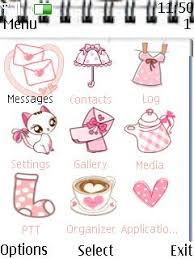 themes for nokia c2 touch and type free nokia c2 02 c2 03 c2 05 cute pink app download in cartoons tag