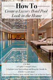 The Home Interior Top Luxury Pool Design Tips For The Home By Constantina Tsoutsikou