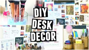 Office Desk Deco Diy Desk Decor Organisation Easy Affordable