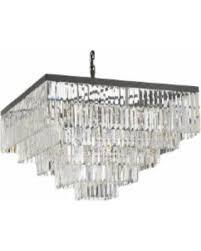 harrison lane 5 light crystal chandelier amazing deal on harrison lane j2 1105 retro odeon 18 light 5 tier