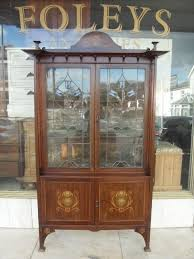 Antique Edwardian Display Cabinet Best 25 Antique Display Cabinets Ideas On Pinterest Natural