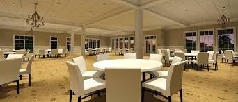 round table grand lake west lake country club concert golf rooms