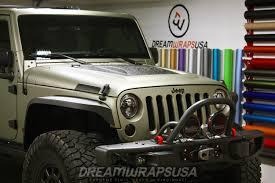 glitter jeep wrangler dreamwrapsusa our work