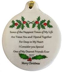 friend ornaments