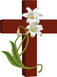 clip of a cross clip decoration