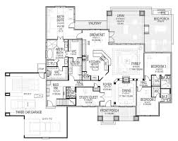bungalow house plan with 3 bedrooms and 3 5 baths plan 2015