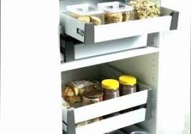 meuble cuisine coulissant meuble cuisine tiroir coulissant unique meuble sous evier tiroir