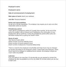full time employment contract template the legal stopwork