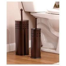 Bathroom Pump Bronze Toilet Brush Plunger Set Oil Rubbed Holder Cleaner Bathroom