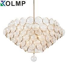 Gold Leaf Chandelier Aliexpress Com Buy Kolmp Fashion Design Art Decorative Glass
