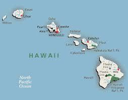 map of hawaii cities hawaii greenwich time