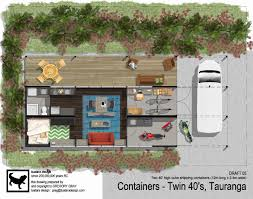 unbuilt tuatara design portfolio container twin draft 5 floor plan