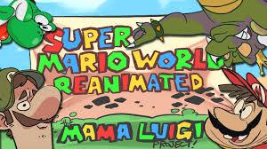Mama Luigi Meme - mama luigi reanimate collab on youtube now by andrewdickman on
