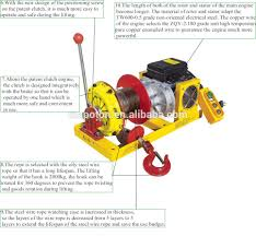 material handling devices small hoist mini lifting crane buy