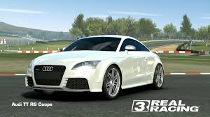 audi racing audi tt rs coupe real racing 3 wiki fandom powered by wikia