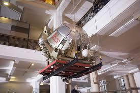 Lunar Module Interior Buzz Aldrin Visits Cosmonauts Exhibition U2013 Science Museum Blog