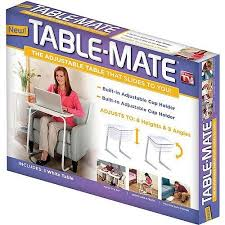 tv table as seen on tv as seen on tv table mate for personal computers walmart com