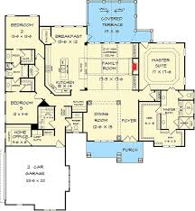 Craftsman House Floor Plans Best 25 One Level Homes Ideas On Pinterest One Level House