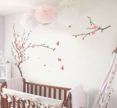 amazon com tiktak art removable cherry blossom japanese sakura amazon com tiktak art removable cherry blossom japanese sakura tree wall decal big size easy peel and stick diy decal baby