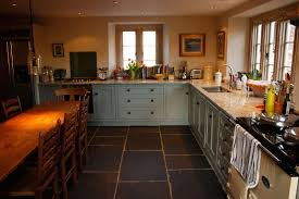 vintage country cottage kitchen u shaped maple kitchen