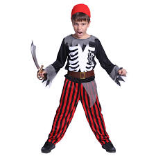 pirate halloween costume kids childs kids halloween costume boys girls pirate zombie fancy dress
