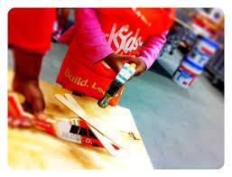 home depot u0027s kids workshop