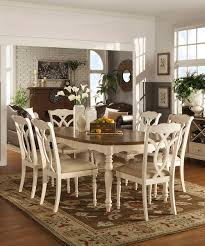 homebelle allison extendable country seven piece dining set zulily