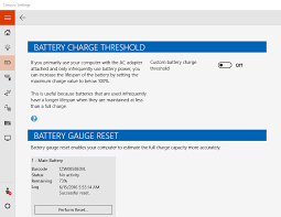 resetting battery gauge lenovo thinkpad e460 battery problem lenovo community