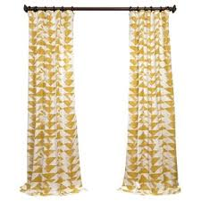 100 Curtains Modern 100 Cotton Curtains Drapes Allmodern