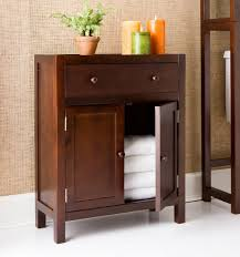 fashionable wooden storage cabinet ideas with nice wooden door