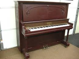 player piano roll cabinet customer piano pictures
