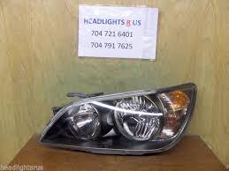 2003 lexus is300 headlights 2001 2002 2003 2004 2005 lexus is300 driver xenon headlight black