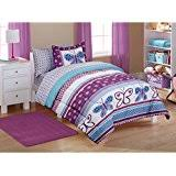 Girls Bedding Purple by Amazon Com Girls Bedding Sets U0026 Collections Kids U0027 Bedding
