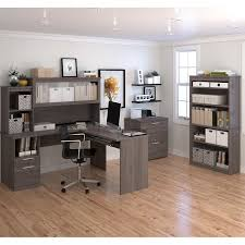 L Shaped Desks With Hutch Sutton L Shape Desk With Hutch Lateral File And 36 Commercial