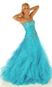 ball gown strapless ruched ruffles sweetheart beaded long