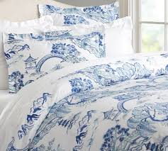 darcy toile organic duvet cover king cal king twilight 2 king