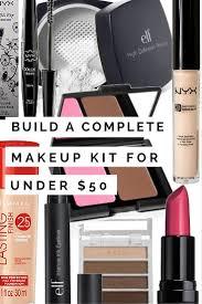 best 25 basic makeup kit ideas on pinterest makeup for