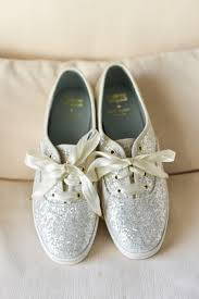 wedding shoes keds silver glitter kate spade for keds bridal wedding day shoes mmtb