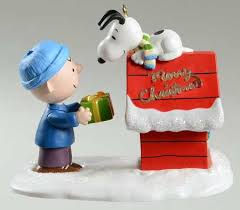 hallmark peanuts ornament at replacements ltd