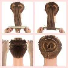 donut bun hair 10 hairstyles in just 30 secs with our magical bun maker tool