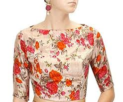 printed blouse fabboom multi colour floral printed blouse only