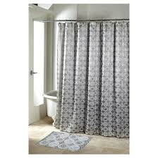 Adirondack Shower Curtain by Galaxy Shower Curtain Silver Avanti Target