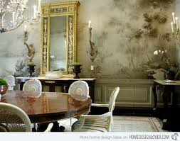 dining room murals 20 conventional dining rooms with wallpaper murals wallpaper