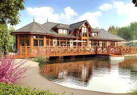 chalet style house style house