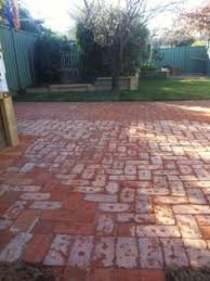 Recycled Brick Driveway Paving Roseville Pinterest Driveway by Custom Recycled Brick Paving Roseville House Renovations