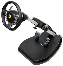 thrustmaster gt experience review thrustmaster gt cockpit 458 steeling wheel review page 4