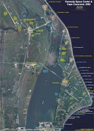 Port Canaveral Florida Map by Map Of Launch Pads At Cape Canaveral In Florida Usa Spacecraft