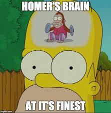 Homer Meme - homer monkey meme generator imgflip